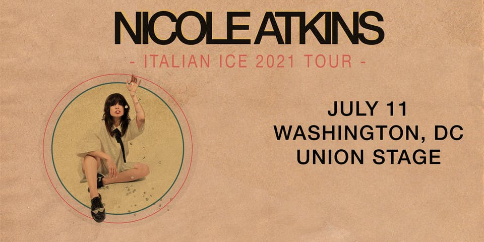 Nicole Atkins - Italian Ice 2020 Tour