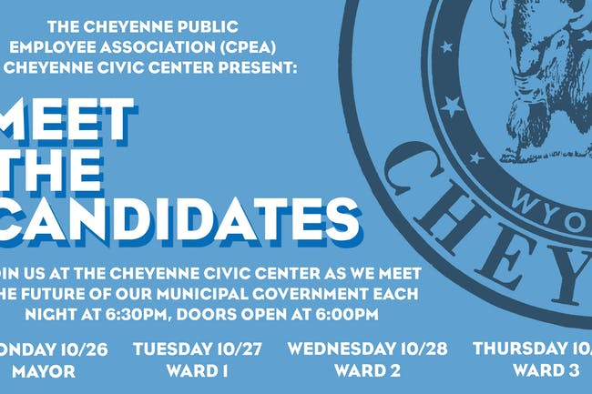 Meet the Candidates - Four Night Event