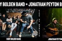 Cody Bolden Band + Jonathan Peyton Band