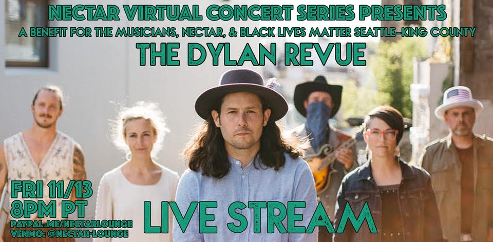 NVCS presents THE DYLAN REVUE