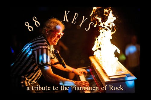 88 KEYS - A Tribute to the Pianomen of Rock with Into the Gray