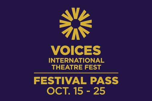 2020 Voices Festival Pass