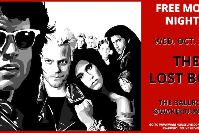 MOVIE NIGHT: THE LOST BOYS