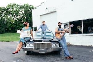 PATIO SHOW: Reverend Peyton's Big Damn Band