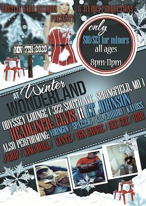 Winter Wonderland @ Odyssey Lounge