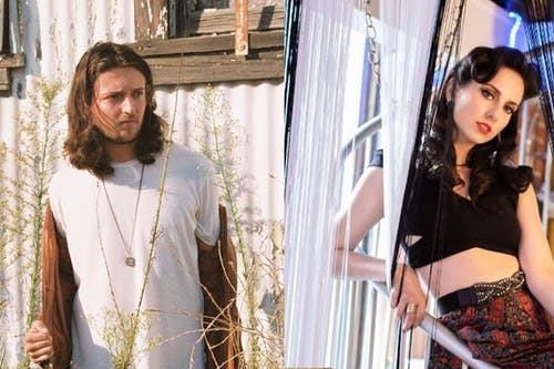 Sidewalk Sessions with Nadia Veah and Norman Lake