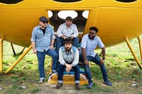 Justin Pickard and The Thunderbird Winos with Droo's Peace Crush