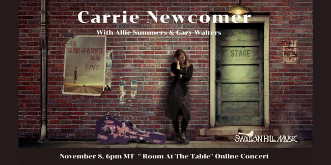 Carrie Newcomer: Room At The Table Livestream