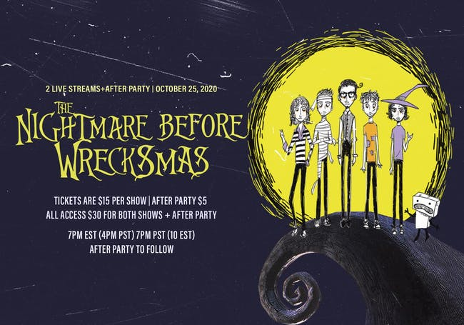 The Wrecks: The Nightmare Before Wrecksmas