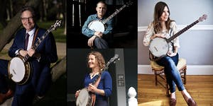 Freight At Home - The 9th Annual California Banjo Extravaganza