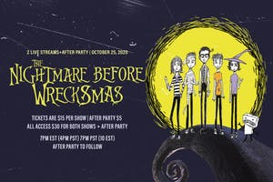 The Wrecks - The Nightmare Before Wreckmas