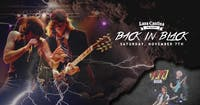 Back In Black - AC/DC Tribute with Hi-Fi High [Limited Seating]