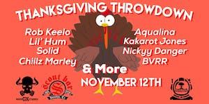 Thanksgiving Throwdown