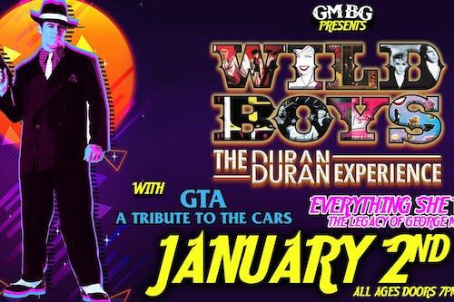 Wild Boys - The Duran Duran Experience