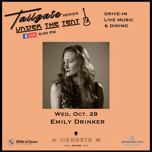 Emily Drinker - Tailgate Under The Tent Series