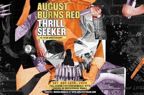 August Burns Red: Thrill Seeker Livestream Concert