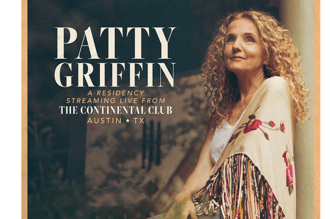 Patty Griffin: Live From The Continental Livestream Series