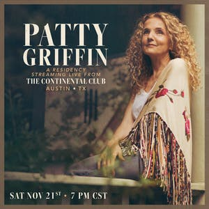 Patty Griffin - Live From The Continental in Austin, TX - 11/21
