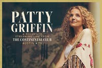 Patty Griffin - Live From The Continental in Austin, TX - 12/5