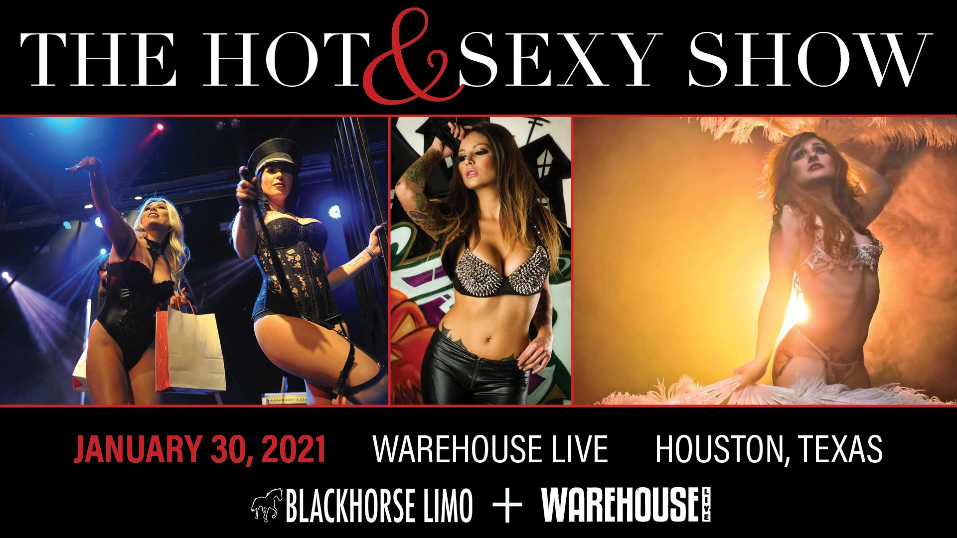 THE HOT & SEXY SHOW