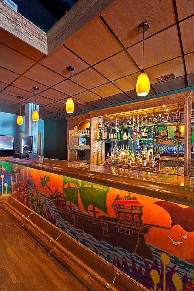 Happy Hour at the Ridglea Theater Lounge