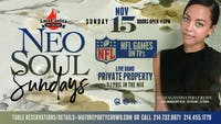 NEO SOUL SUNDAYS feat Private Property The Band