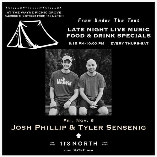 Josh Phillip & Tyler Sensenig - From Under The Tent Series