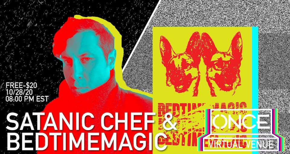 Satanic Chef & Bedtimemagic x OVV