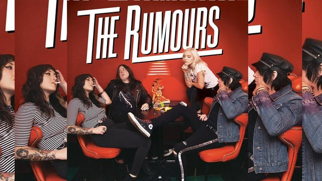 The Rumours in The Gospel Lounge