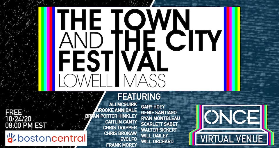The Town & The City Festival Webcast x OVV