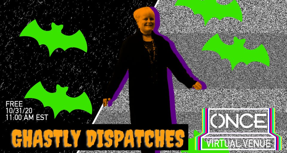 Ghastly Dispatches x OVV