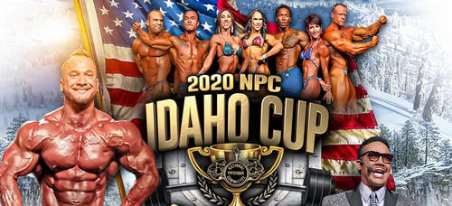 2020 NPC Idaho Cup - EVENING JUDGING