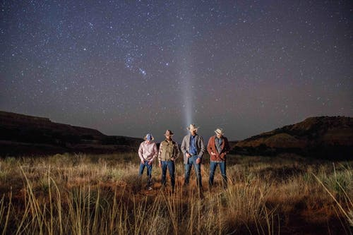 Comanche Moon with special guest The Trespassers