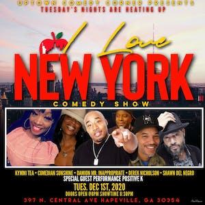 I Love New York Comedy Show