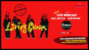 Living Colour Full Band LIVE On Stage Webcast