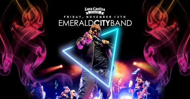 Emerald City Band [Limited Seating]