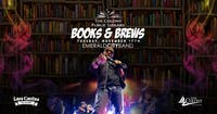 Books and Brews featuring Emerald City Band
