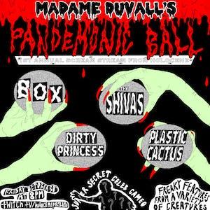 Madame Duvall's Pandemonic Ball (Virtual event)