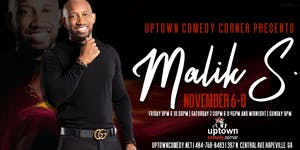 Comedian Malik S Live