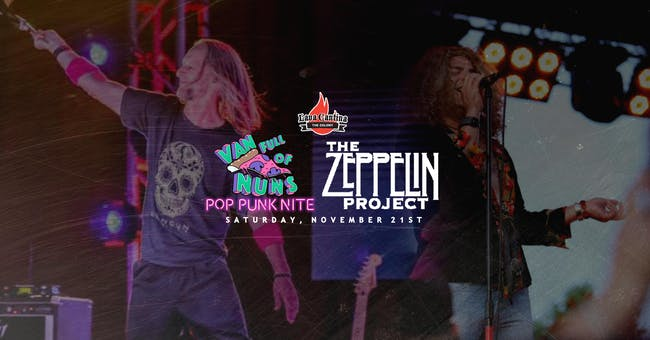 The Zeppelin Project and Van Full of Nuns [Limited Seating]