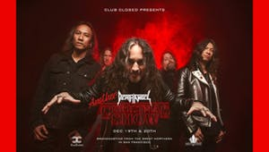 Club Closed presents: Another Death Angel Xmas Show