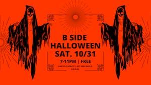 B Side Halloween!