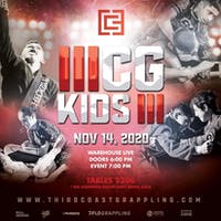 3RD COAST GRAPPLING PRESENTS: 3CG KIDS III