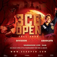 3RD COAST GRAPPLING PRESENTS: 3CG OPEN