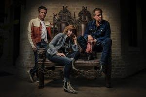"Mike Flanigin ""West Texas Blues"" Release w/ Sue Foley & Chris Layton (Late)"