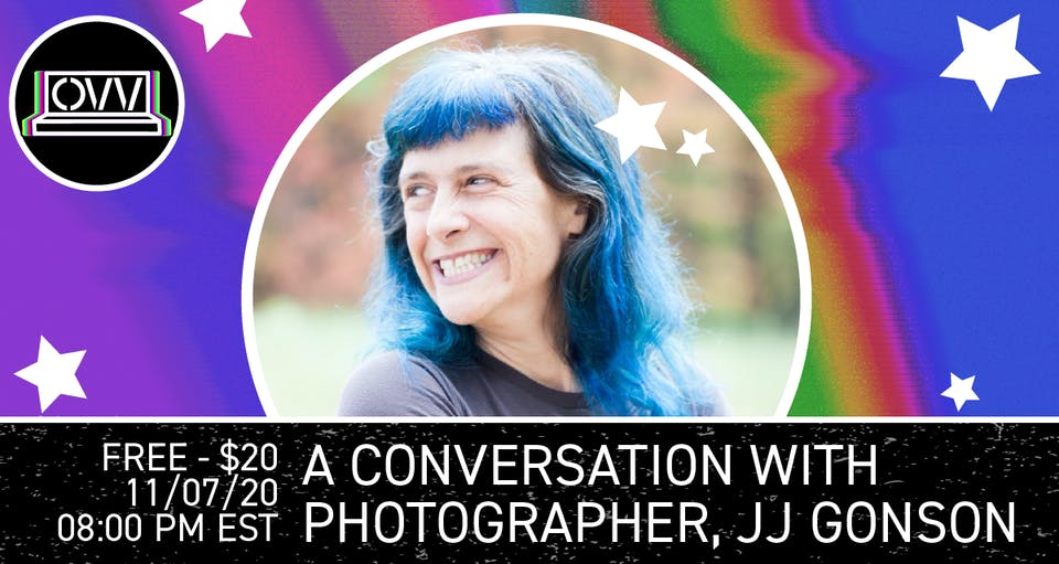 A conversation with photographer, JJ Gonson x OVV