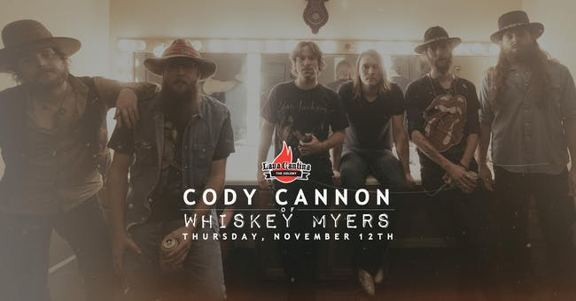 Cody Cannon of Whiskey Myers [Acoustic Set]