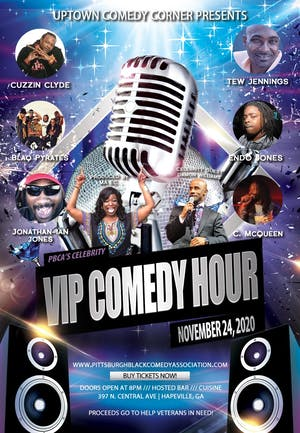 Celebrity Charity Comedy Showcase for Veterans
