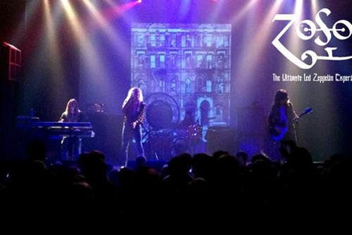 Zoso: The Ultimate Led Zeppelin Experience - Friday!
