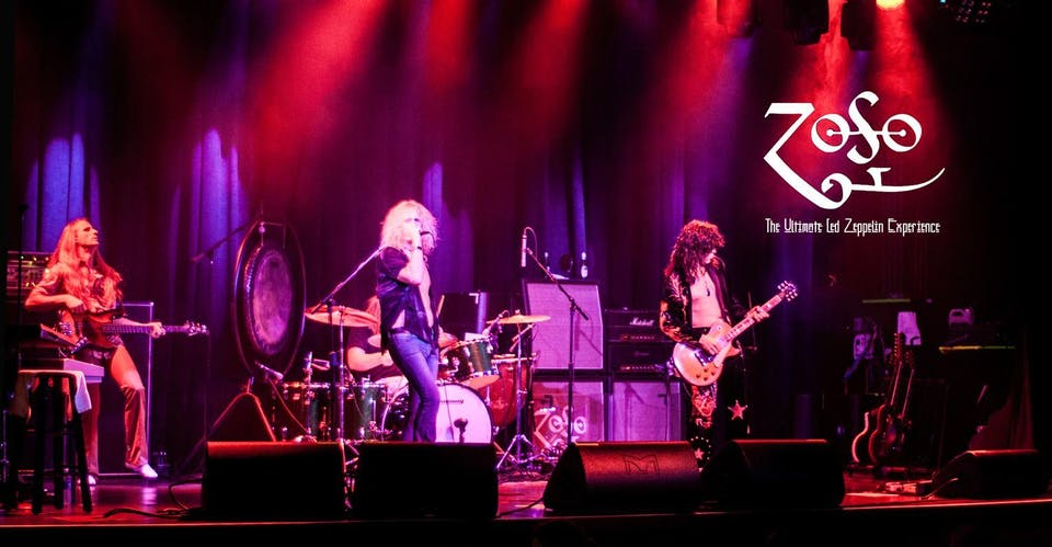 Zoso: The Ultimate Led Zeppelin Experience - Saturday!